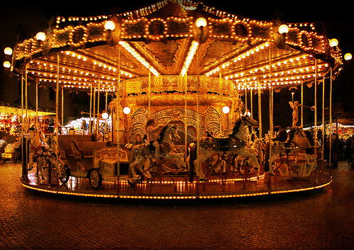 Image result for merry go round