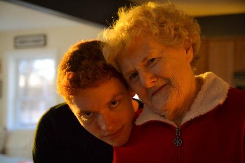 Josh & Mom-0022