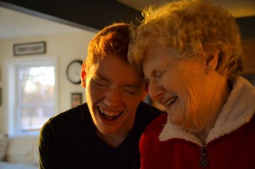 Josh & Mom-0023