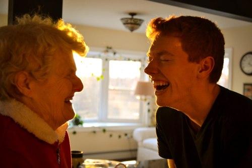 Josh & Mom-0027