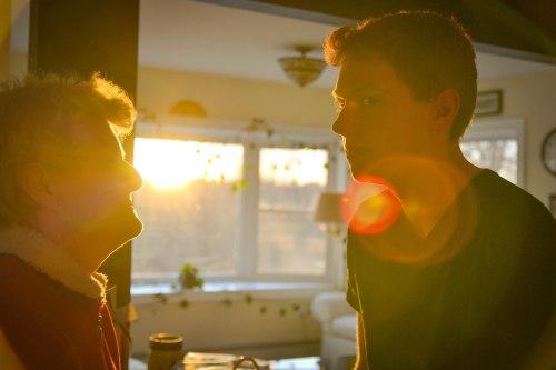 Josh & Mom-0030